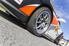 What better than Continental Tires on a Porsche?