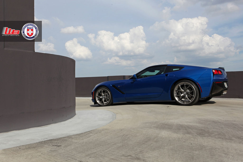 Chevrolet Corvette Stingray | C7 Corvette Stingray on HRE S101