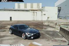 Mercedes AMG GTS Edition 1