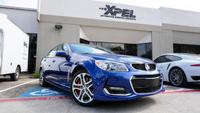 Chevy SS with XPEL ULTIMATE