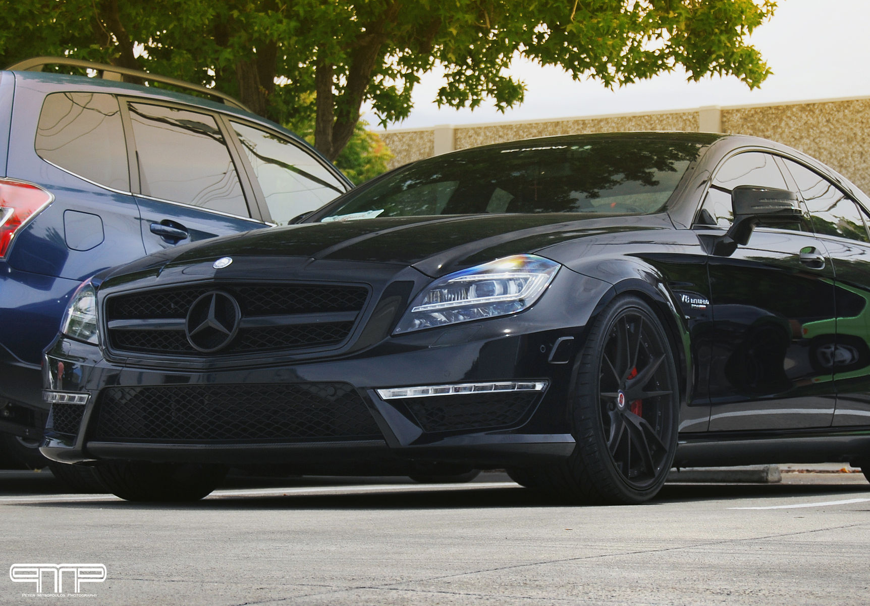 Mercedes-Benz CLS-Class | Mercedes CLS63 AMG Biturbo