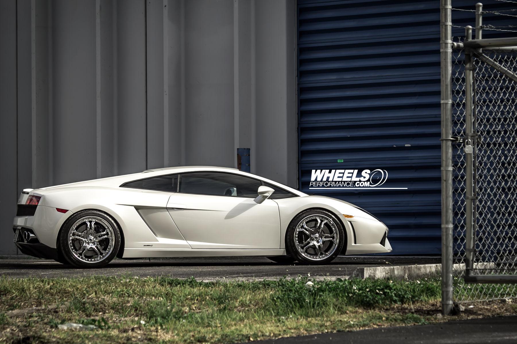 2009 Lamborghini Gallardo   OUR CLIENT'S LAMBORGHINI GALLARDO WITH 19