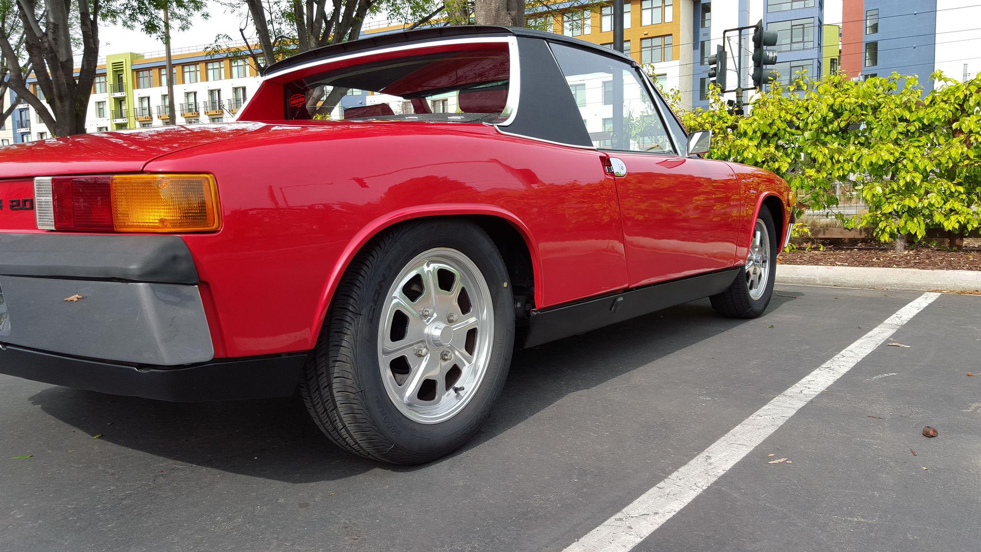 1974 Porsche 914 | 1974 Porsche 914