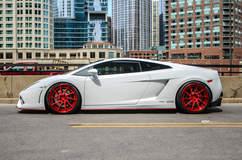 Heffner Twin Turbo Lamborghini Gallardo - ADV10R Track Spec CS
