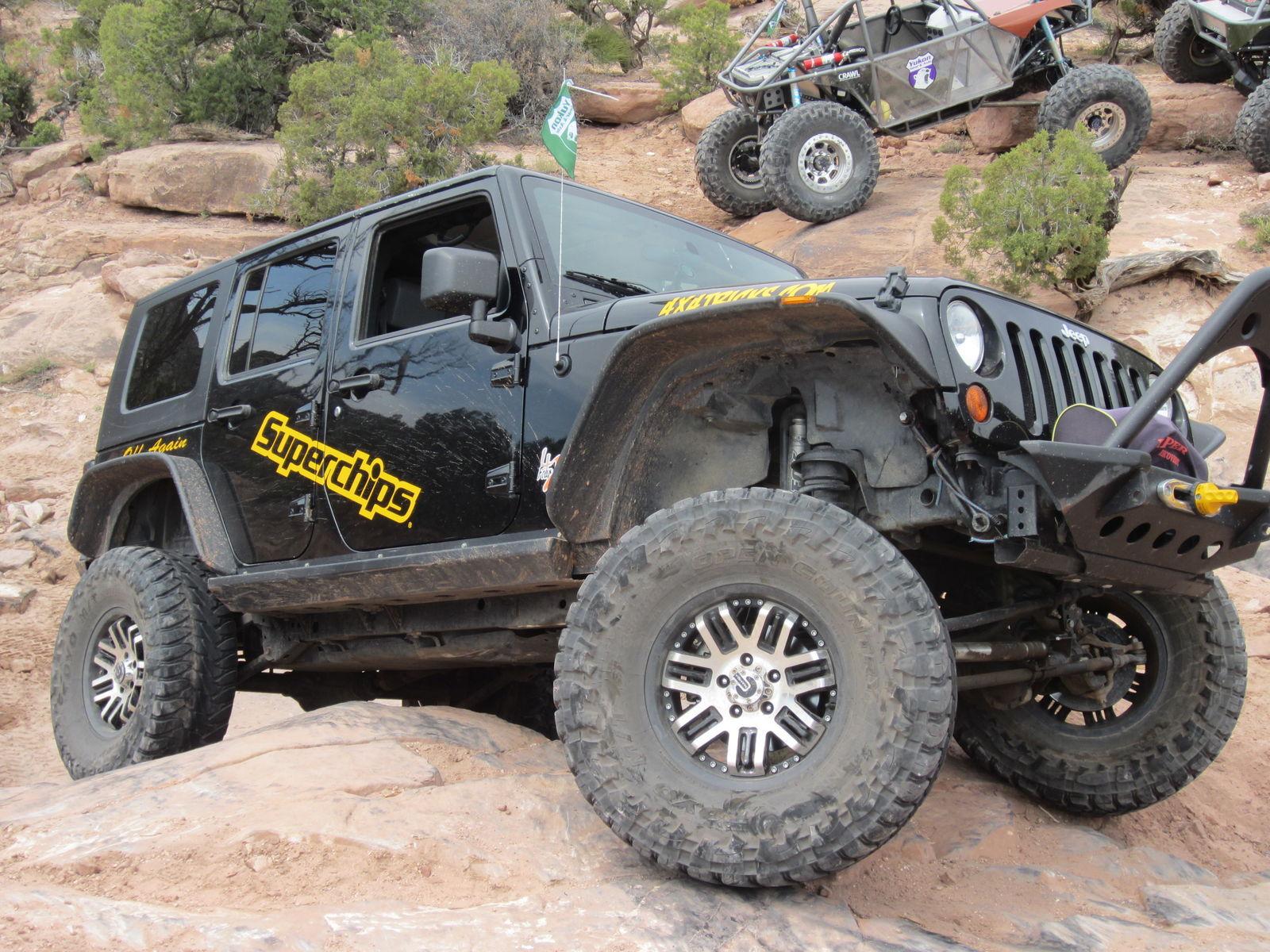 | Customer Jeep
