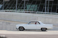 Rob Kibbe's 1964 Chevelle on Forgeline Rebel Wheels
