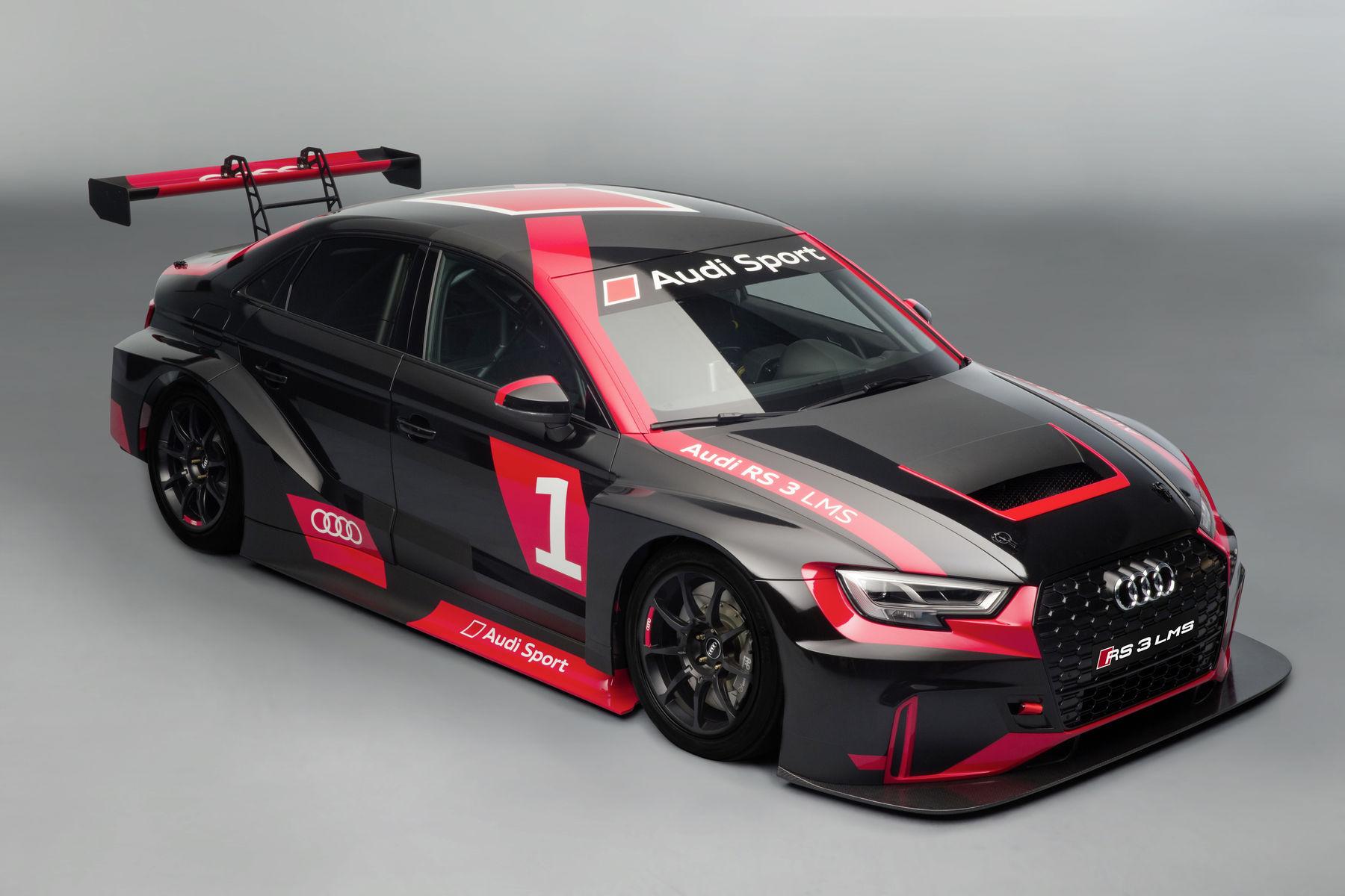 2017 Audi RS 3 | Audi RS3 LMS
