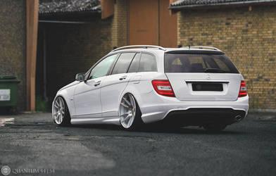 Quantum44 S4 - Mercedes Benz C250 CDI