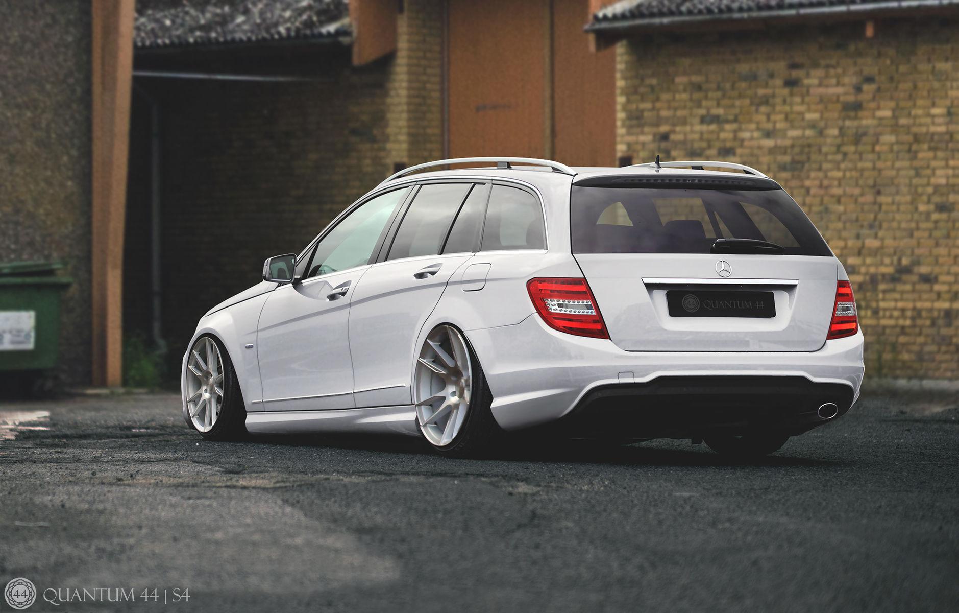 Mercedes-Benz C-Class | Quantum44 S4 - Mercedes Benz C250 CDI