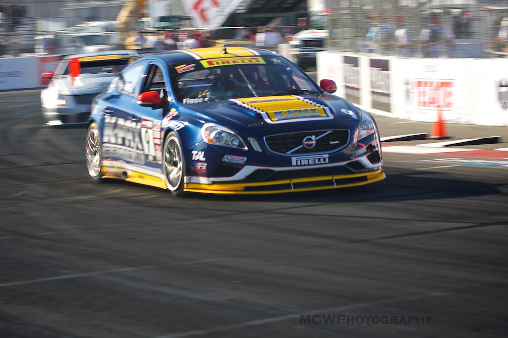 2013 Volvo S60 | K-Pax 2013 S60 R-Design at Long Beach Grand Prix