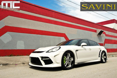'13 Porsche Panamera by MC Customs