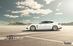 '13 Porsche Panamera on ADV.1's