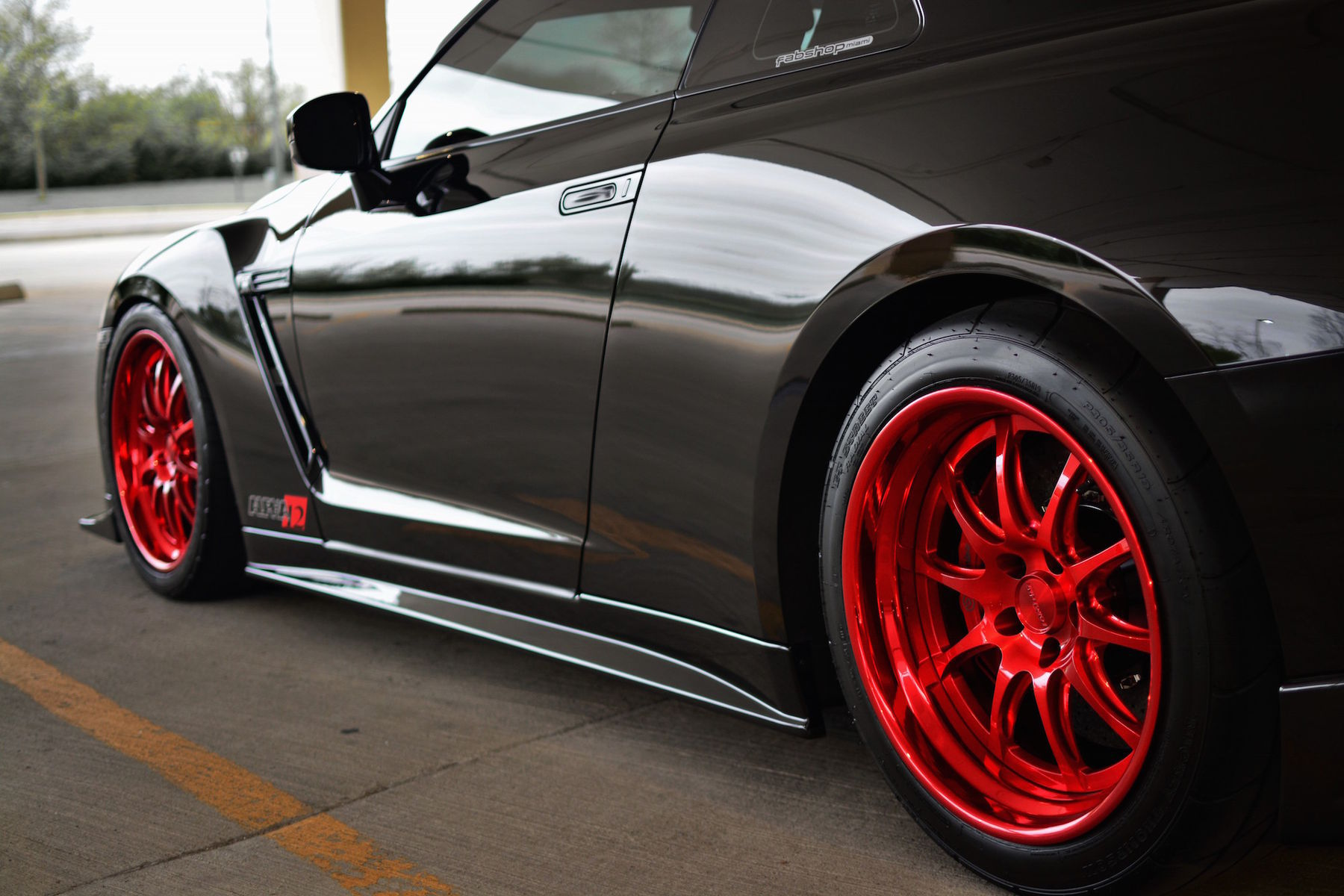 2012 Nissan GT-R | GT-R on Forgeline GZ3 Wheels