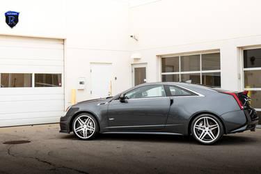 2013 Cadillac CTS-V Coupe | Cadillac CTS-V