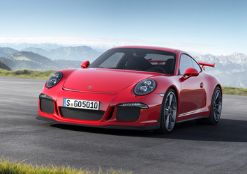 '14 Porsche 911 GT3