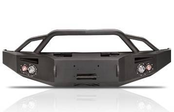 Fab Fours Premium Front Bumper