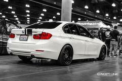 '14 BMW 335i @ Dub Show