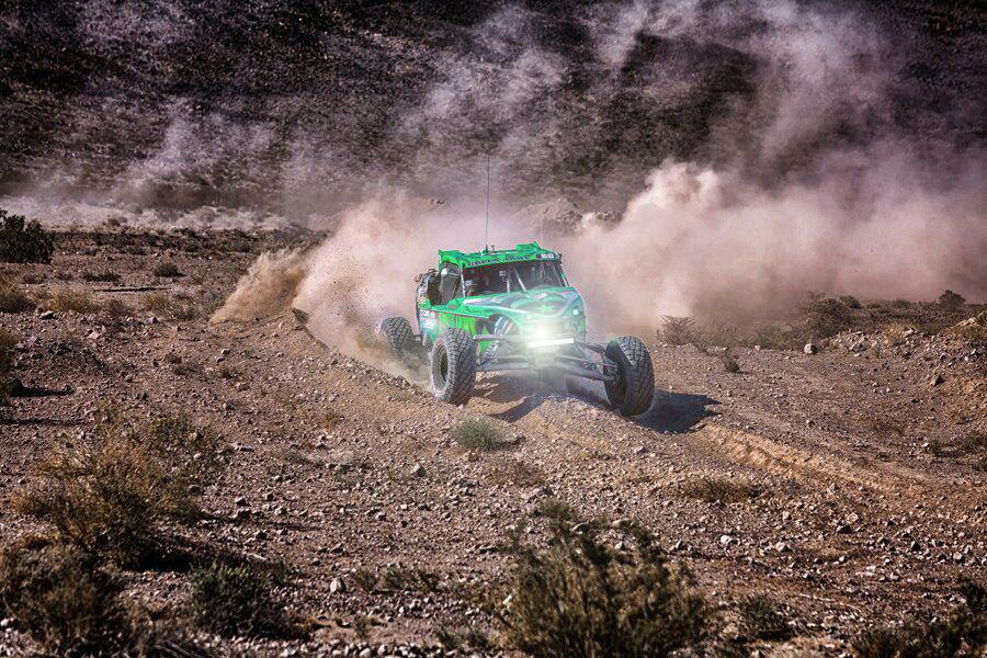 | Green Army Motorsports bringing it home!