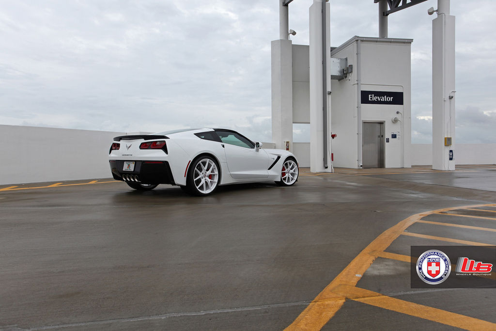 Chevrolet Corvette Stingray | C7 Corvette Stingray on HRE P101