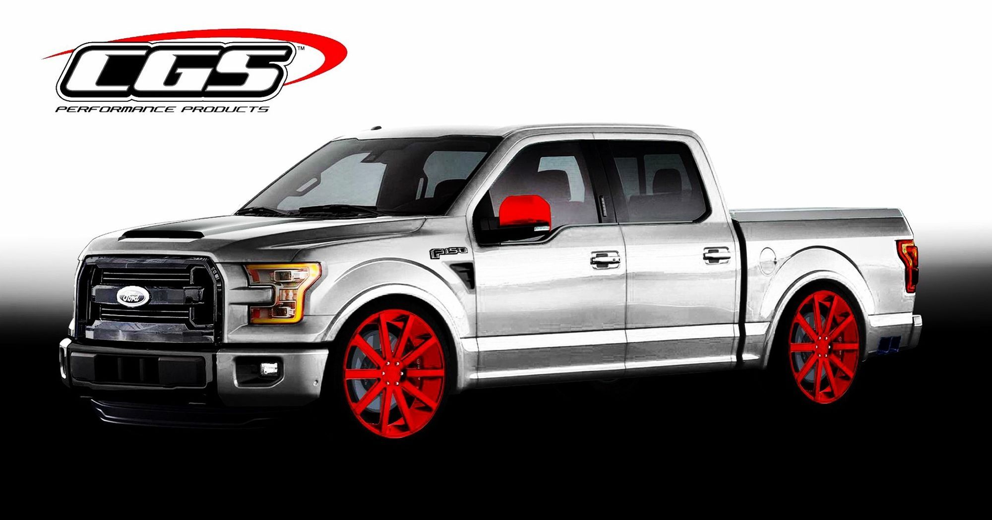 2015 Ford F-150 | '15 F-150 SuperCrew by CGS