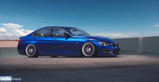 Radi8 R8A10 - BMW 340i