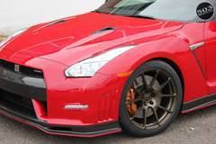 Perrin Performance GT-R on Forgeline GA1R Wheels