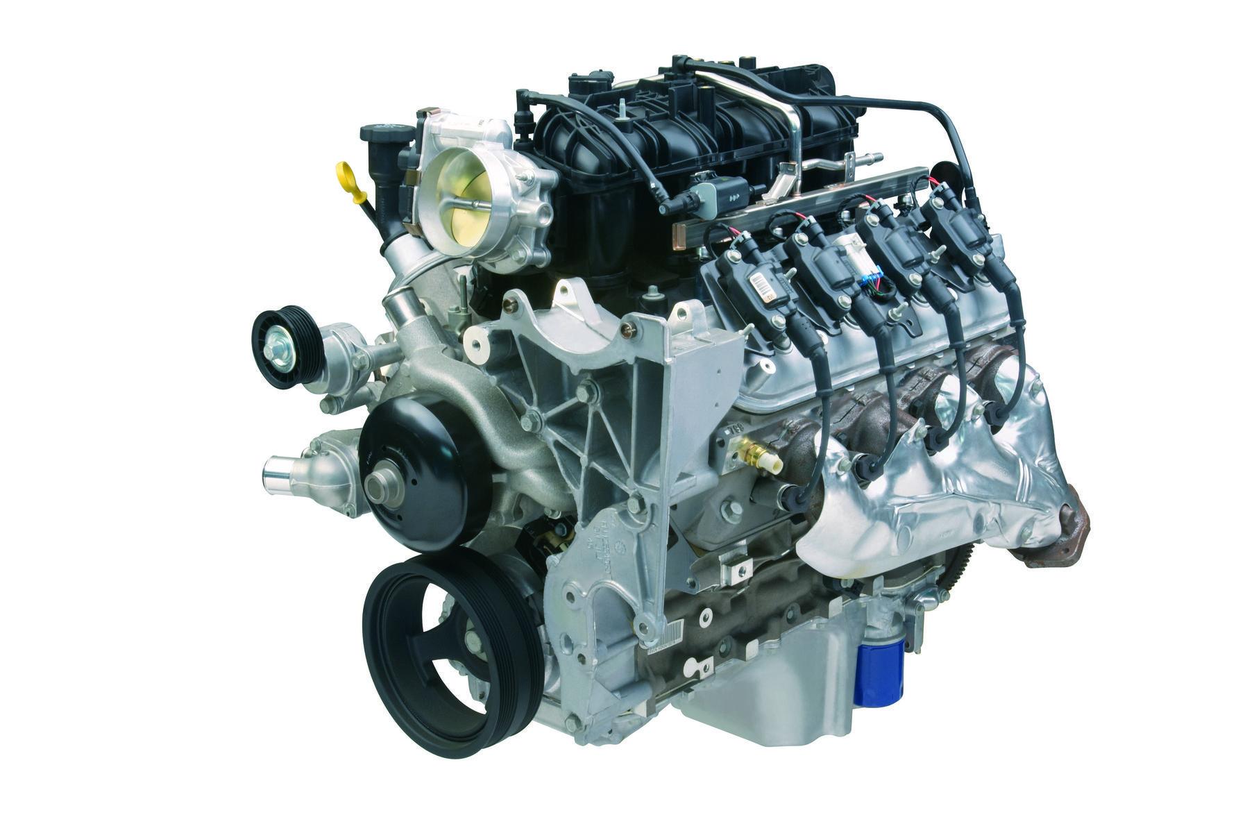 Chevrolet  | LC9 5.3L