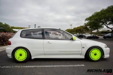1992 Honda Civic   Honda Civic SiR-S