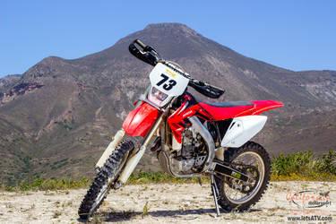2007 Honda  | Honda crf450x