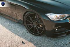 BMW 330i - Spokes Shot