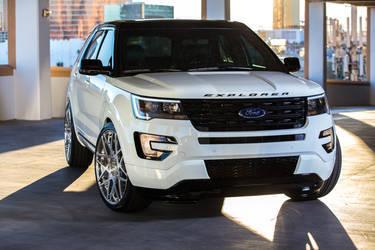 2015 Ford Explorer Sport | 2015 MAD Industries Ford Explorer Sport - Front Shot