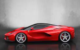 The Ferrari La Ferrari