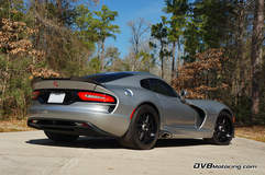 Gen 5 2015 Dodge Viper on Center Locking Forgeline GZ3P Wheels