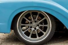 Jimmy Butler's Big Oak Garage Ford F-100 on Forgeline ZX3P Wheels