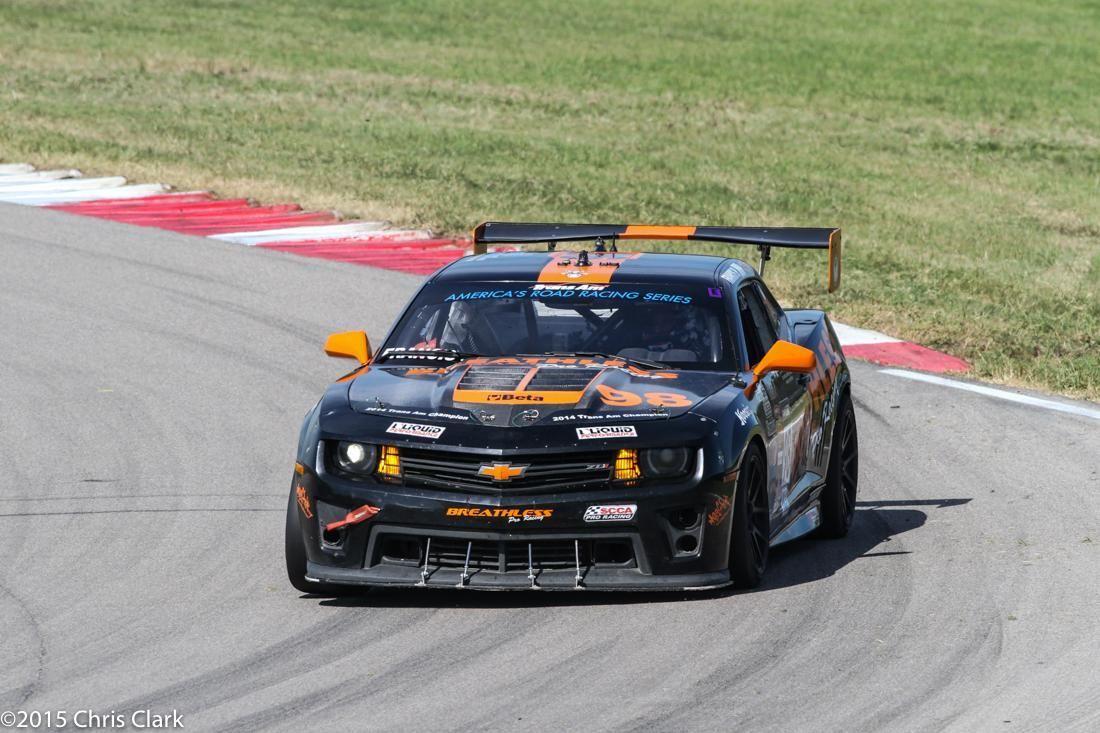 Chevrolet Camaro | Trans Am Racing at NOLO 2015