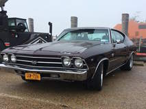 Jimmy Bellezza's '69 Chevelle on Forgeline CR3 Wheels