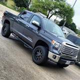 Toyota Tundra with front end protection with XPEL ULTIMATE