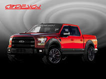 2015 AIRDESIGN Ford F-150 - Rendering