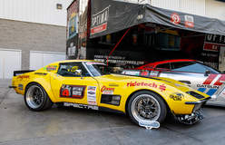 RideTech's 48 Hour Corvette on Forgeline GA3R Wheels Going to Auction
