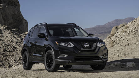 2017 Nissan Rogue | Nissan Rogue One Star Wars Edition