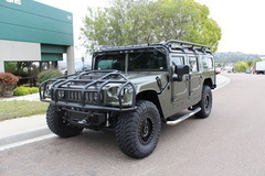 Predator Motorsports Hummer H1
