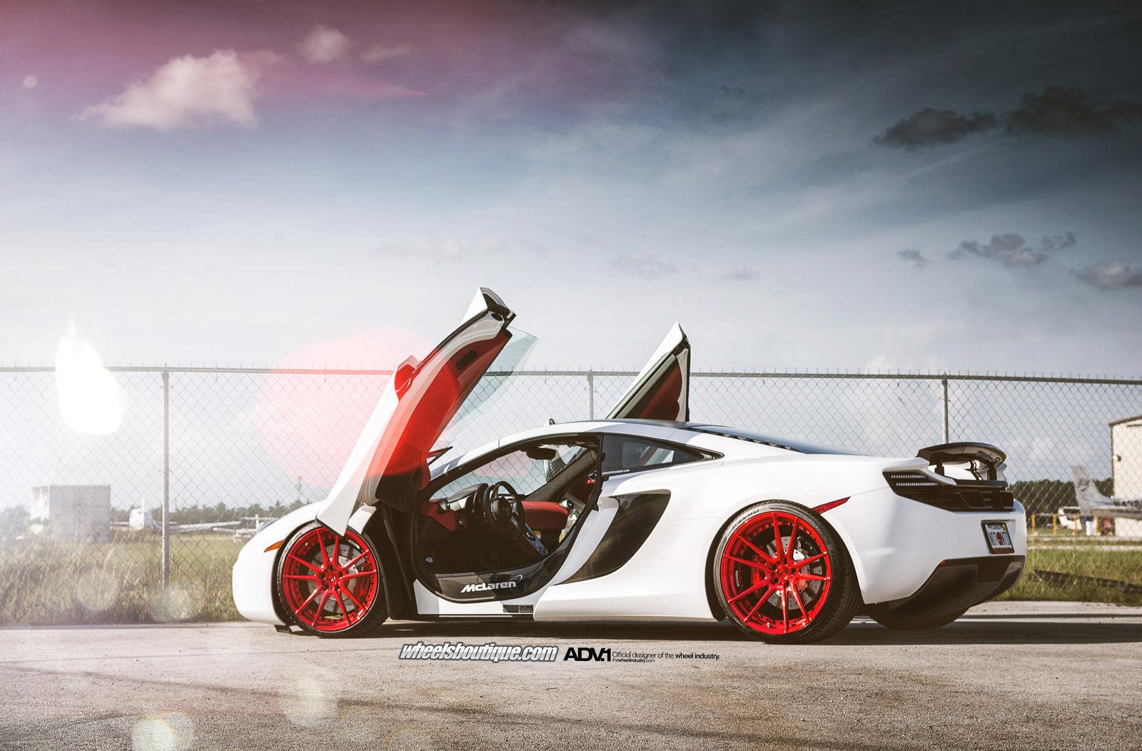 McLaren MP4-12C | ADV.1 Wheels McLaren MP4-12C