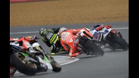 2013 MotoGP - LeMans - Hayden