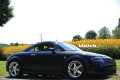 '04 Audi TT on Klutch SL5's