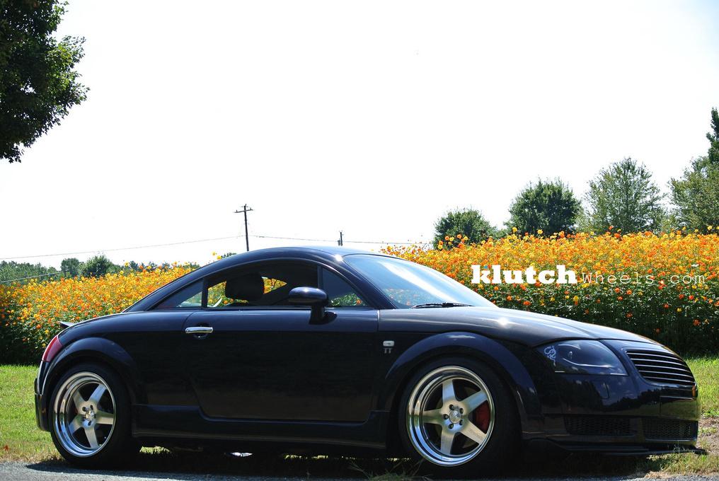 2004 Audi S4 | '04 Audi TT on Klutch SL5's