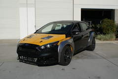 2015 Ford Focus ST by Rally Innovations - Front View