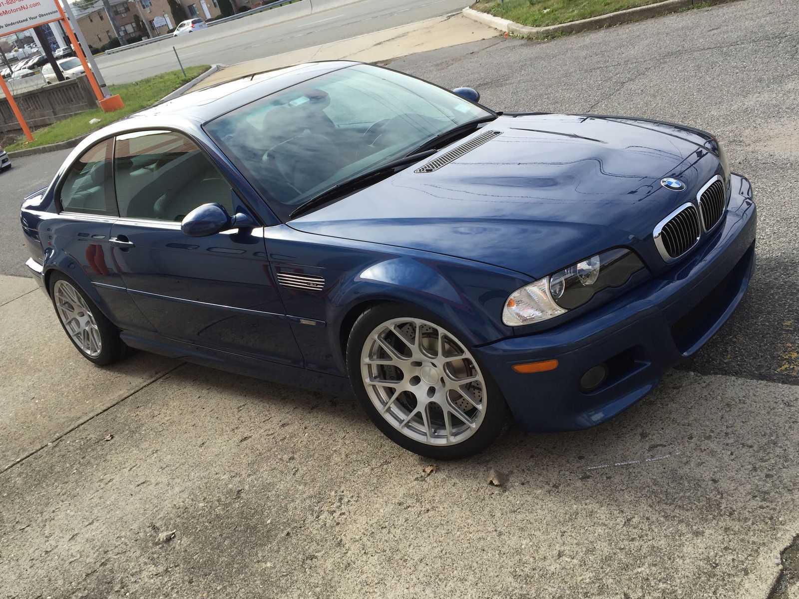 2004 BMW M3 | BMW E46 M3 on Forgeline One PIece Forged Monoblock SE1 Wheels