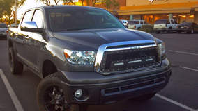 Rigid Industries LED Grille - Toyota Tundra 2010-2013