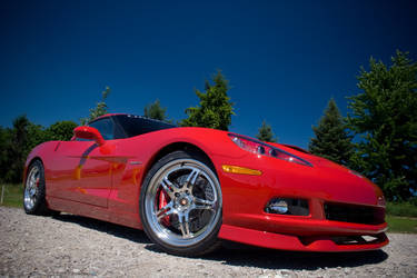 2006 Chevrolet Corvette | 2006 Lingenfelter Commemorative Edition C6 Corvette