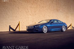 BMW F12 650i